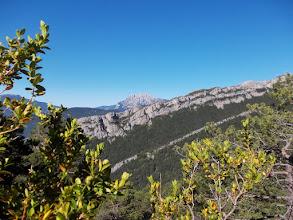 Photo: et un joli sentier nous accompagne vers le Coll de Pendis