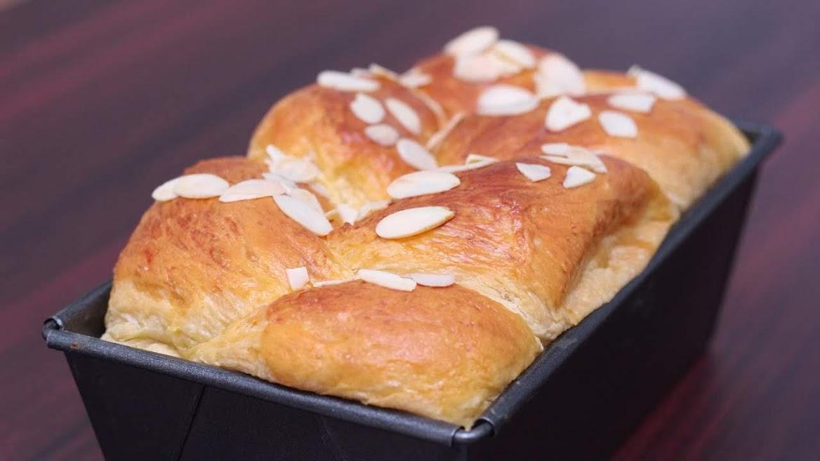 Chi tiết cách làm Bánh mì hoa cúc cực ngon dễ làm tại nhà