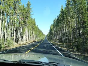 Photo: Toujours de belles routes US  super bien entretenues