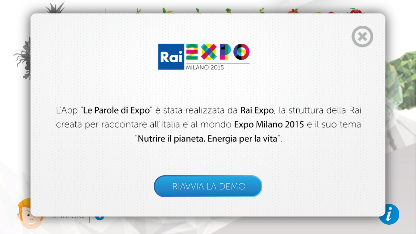 Le Parole Di Expo- screenshot