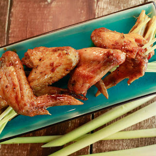 Curtis Stone's Crazy Asian Wings.