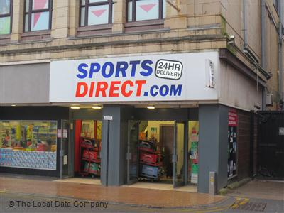 0f9c947cce8ad Sports Direct on Bank Hey Street - Sports Goods Shops in City Centre,  Blackpool FY1 4RY