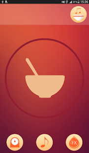 Tibetan Bowls Meditation Timer- screenshot thumbnail