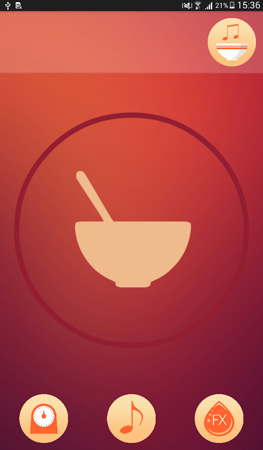 Tibetan Bowls Meditation Timer- screenshot