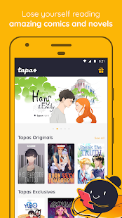 Tapas – Comics, Novels, and Stories Screenshot