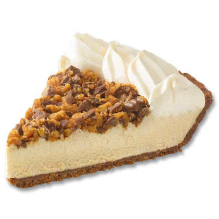 Reese's Peanut butter Ice Cream Pie