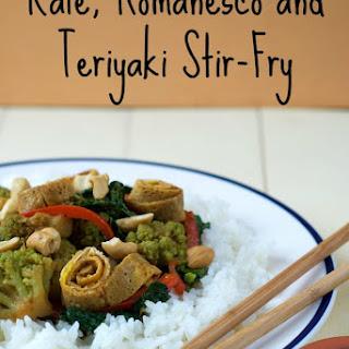 Vegetarian Teriyaki Stir Fry Recipes