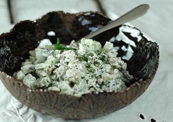 Ab Duq Khiar Dip (yogurt Dip) Recipe