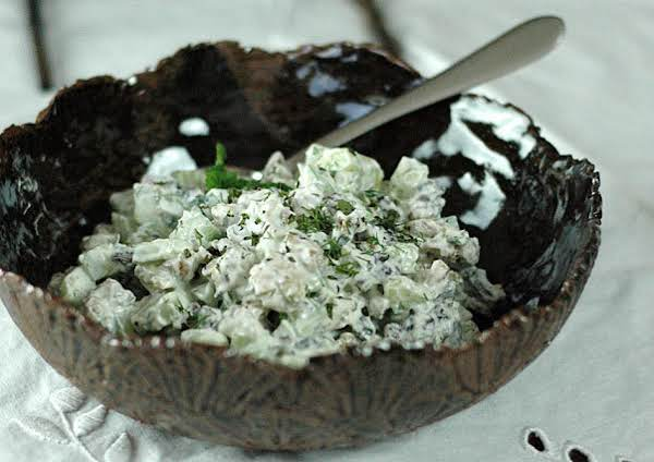 Ab Duq Khiar Dip (yogurt Dip)