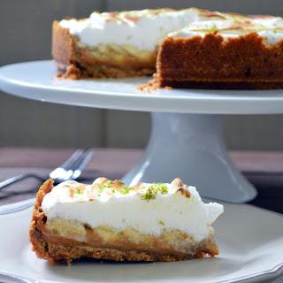Banana-Caramel Meringue Pie