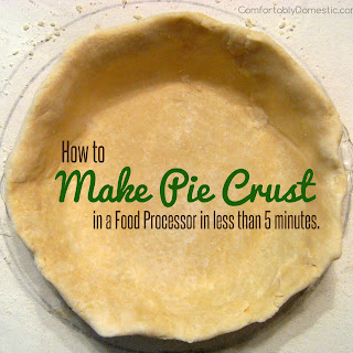 No Excuses Pie Dough.