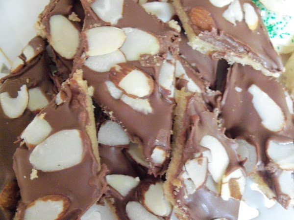Almond Roca Cookies Recipe