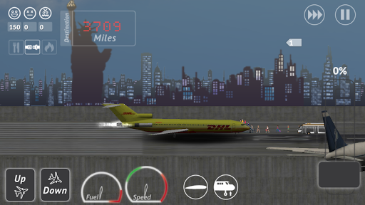Transporter Flight Simulator u2708  screenshots 3