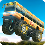 Monster Trucks X: Mega Bus Race Icon