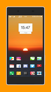 Recticons - Icon Pack App per Android screenshot