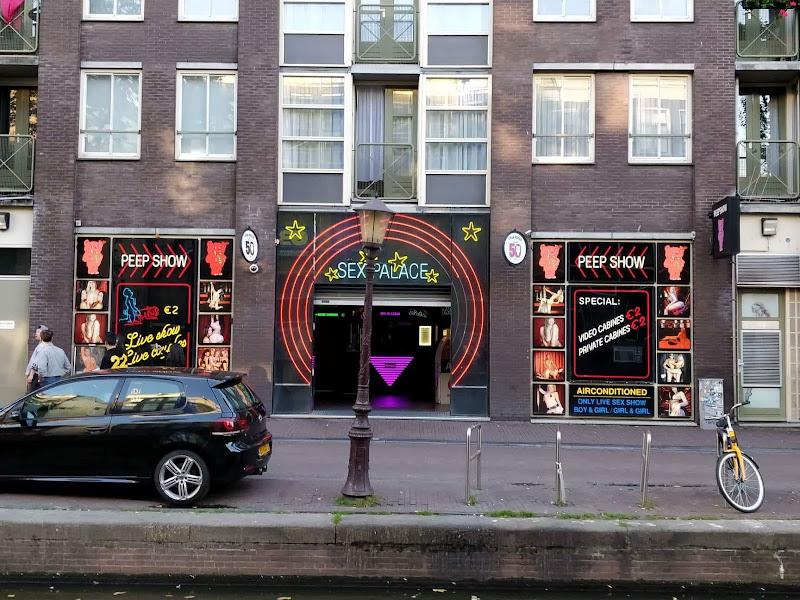 Amsterdam a luci rosse di Alexbarbi