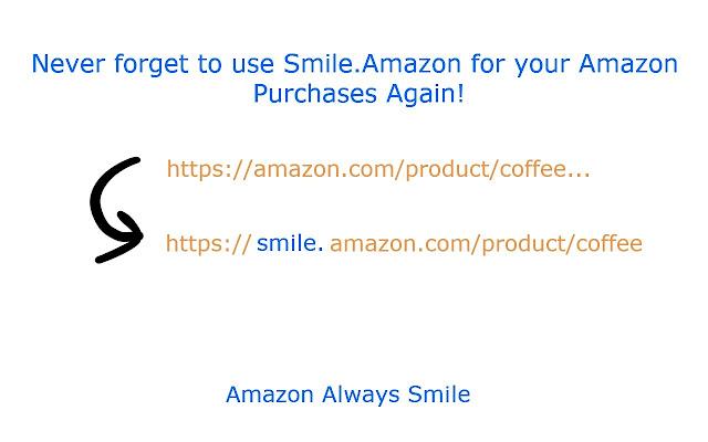 Amazon Keep Smiling