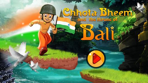Chhota Bheem Throne of Bali