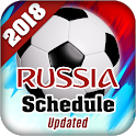 Schedules for Football cup icon