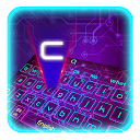 3D Laser Keyboard Yheme APK