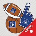 Duke Blue Devils Selfie Stickers Animated icon