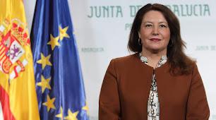 Carmen Crespo, consejera de Agricultura, Ganadería, Pesca y Desarrollo Rural