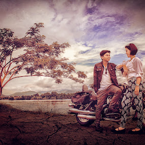 Romantic session by Wira Nclr - People Fine Art ( romantic session )