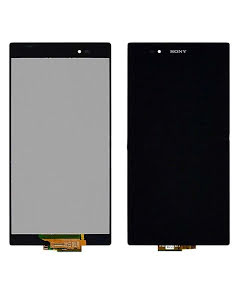 Sony Xperia Z LCD Display Black