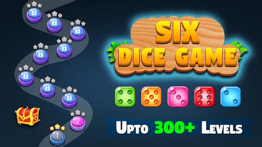 Six Dice Game - Pair Matching Onnect Dice Games 0.4.5 screenshots 24