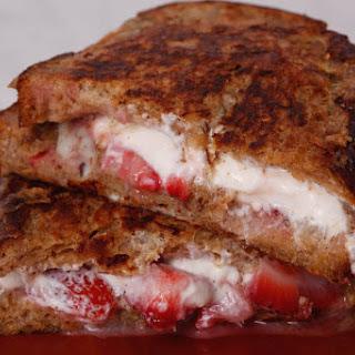 Pick-Me-Up Strawberry Mascarpone Stuffed French Toast