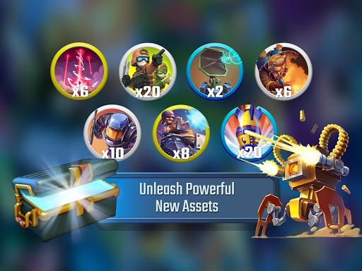 Blitz Brigade: Rival Tactics  screenshots 5