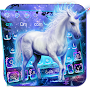 Unicorn Fantasy Keyboard Theme APK icon
