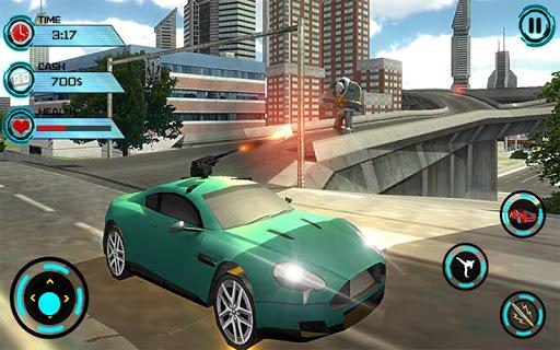 3D Robot Wars  screenshots 8