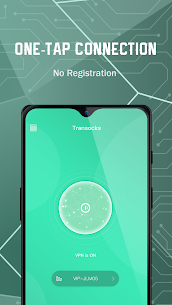 Transocks Pro VPN for unblocking Chinese app&web 2.2.1 Mod APK (Unlimited) 2