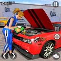 Car Mechanic Game 2019 icon