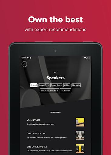 CNET: Best Tech News, Reviews, Videos & Deals 4.5.7 screenshots 16