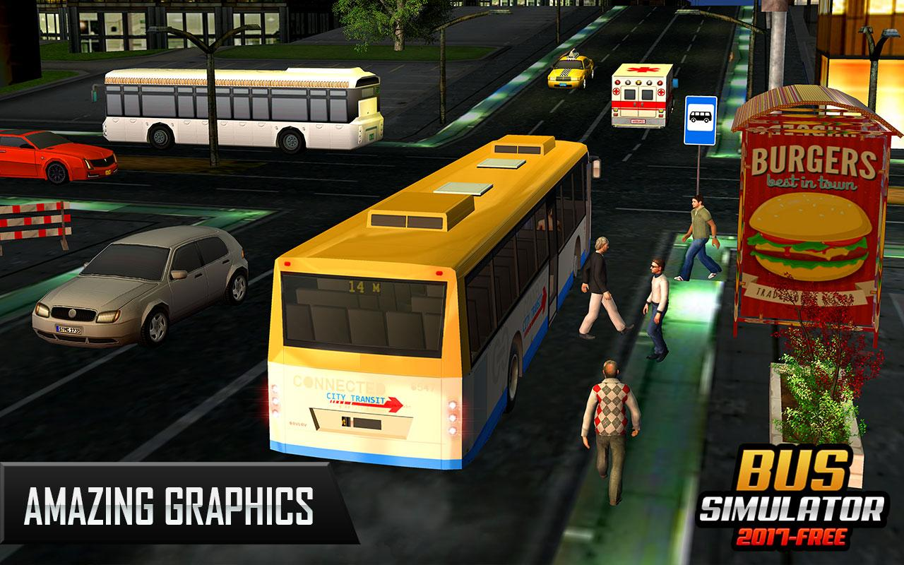 bus simulator 2017 free game android apps on google play