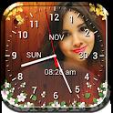 Photo Clock Live Wallpaper - Analog, Digital Clock icon