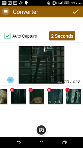 android Photo To Video Creator Screenshot 1