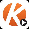 케이디스크 플레이어 (고화질 전용) kdisk player icon