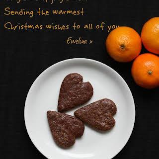 Basler Herzen - Swiss Christmas Cookies.