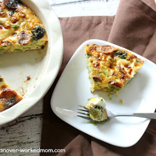 Paleo Broccoli Quiche Recipe
