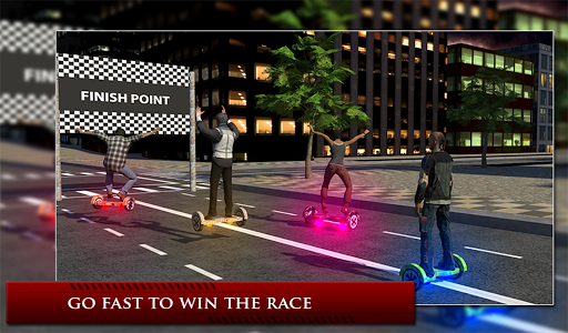 玩免費賽車遊戲APP 下載3Dホバーボードレースシミュレータ app不用錢 硬是要APP