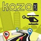 KAZA LIVE speedcam and traffic event warning icon
