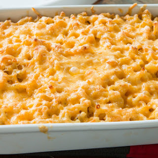 Southern Macaroni and Cheese.