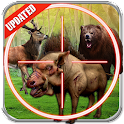 Jungle Sniper Chasse 3D icon
