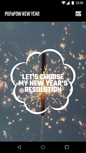 PUFnPOW New Year - What's your N.Y. resolution? - náhled