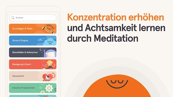 Headspace: Meditation & Schlaf Screenshot