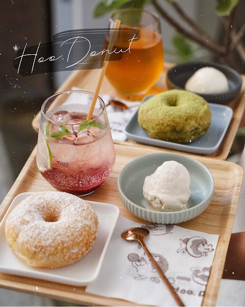 Hoo. Donut 呼點甜甜圈