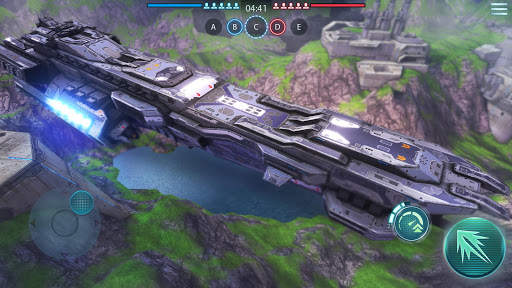 Star Forces: Space shooter screenshot 4